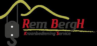 Kraanmachinist | Rigger | Rem-BergH Kraanbediening Service